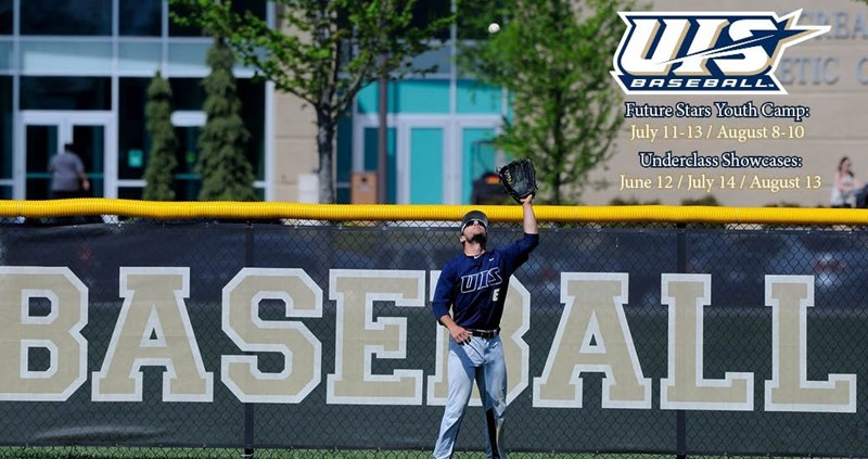 Baseball Set to Host Five Camps over Summer Months - UIS